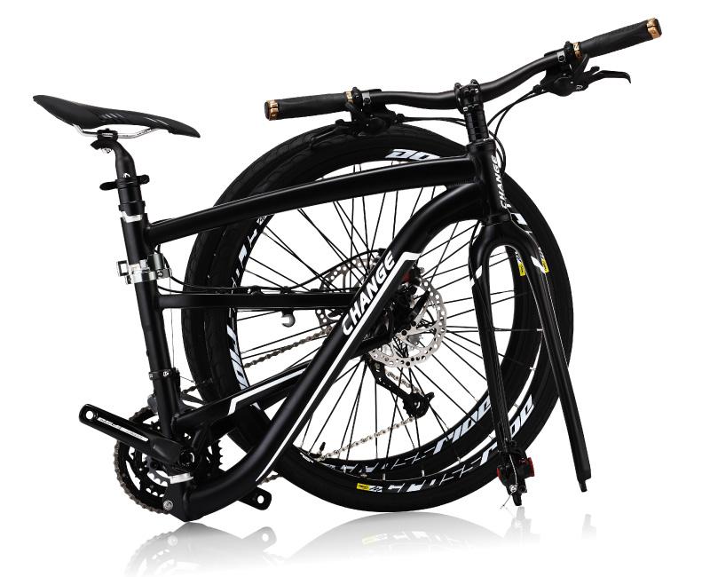 Ventaja Bicicleta Plegable
